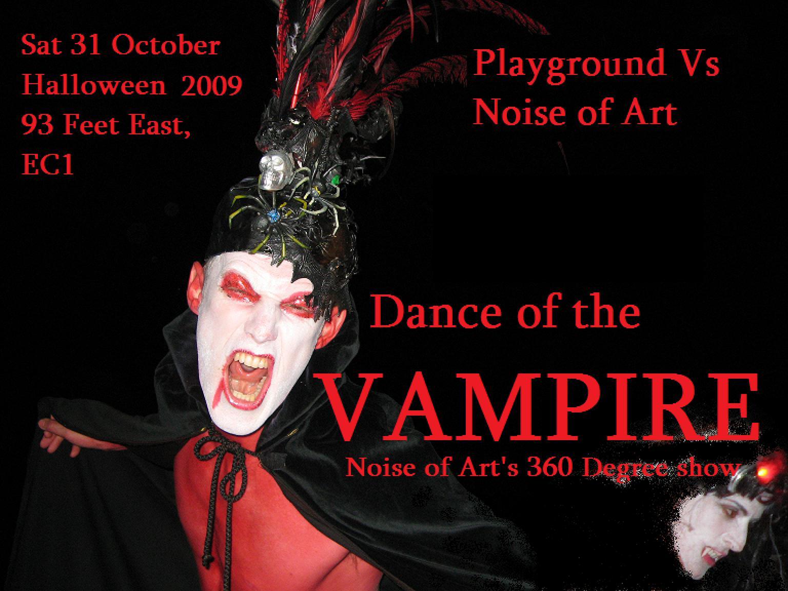 Ben Osborne DJ set at Dance of the Vampires